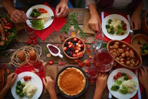 thanksgiving after divorce