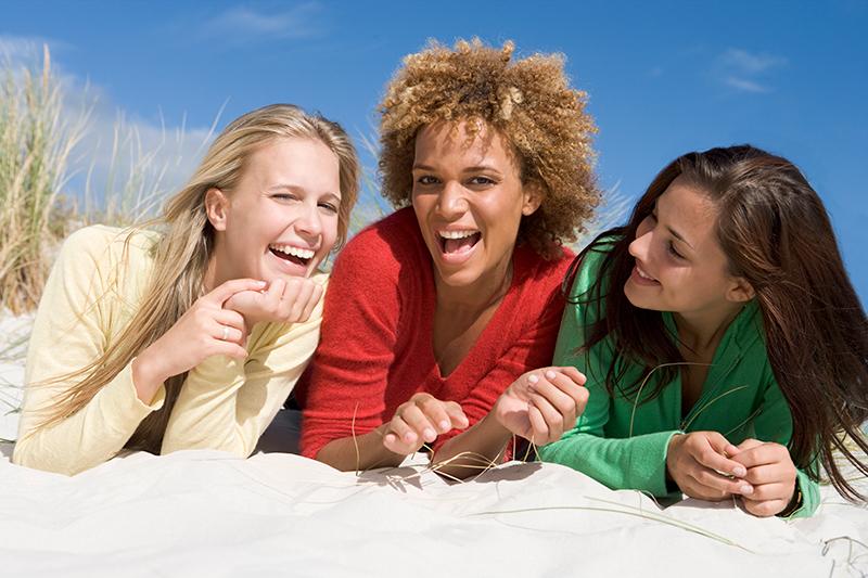 Estudio Muestra Que Pasar Tiempo Con Su Mejor Amigo Puede Hacerte Más Saludable