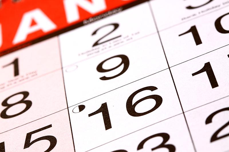 ¿Es el mes del divorcio de enero?
