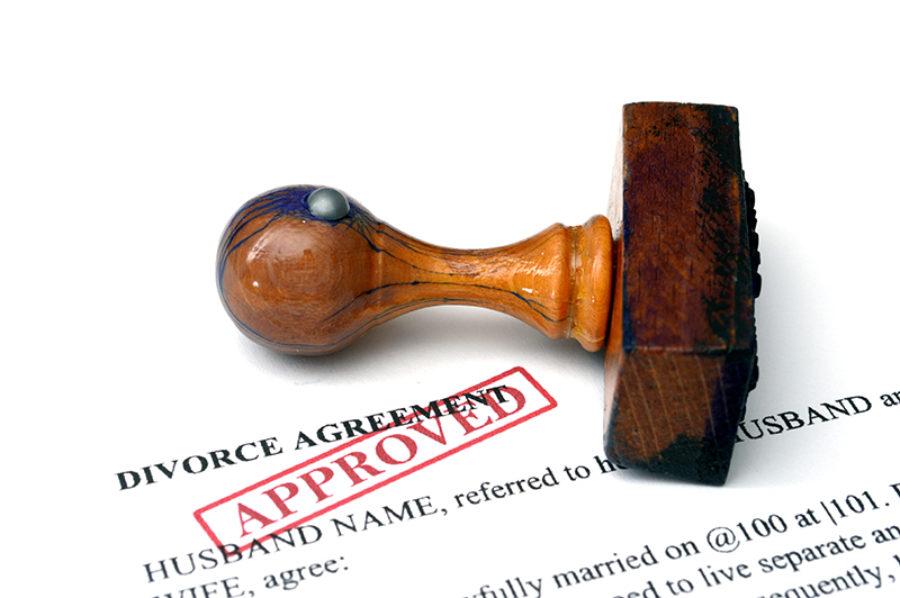 Divorcio: cuando ambos cónyuges están de acuerdo en cómo terminar el matrimonio