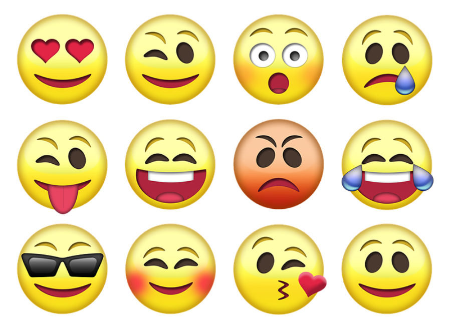 Qué hacemos con Emojis 😊
