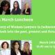 La fundadora de Parra Harris Law, Paola Parra Harris, habla en un panel de abogadas